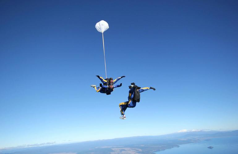 Tandem Skydive with Photographer