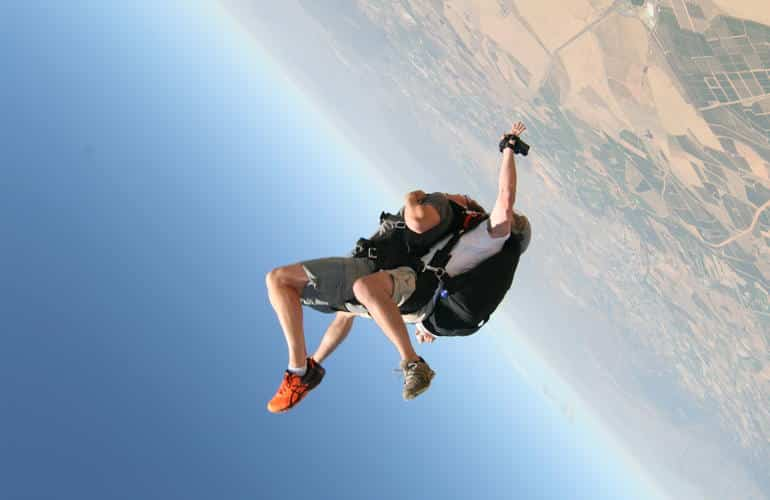 Cape Town South Africa Skydiving