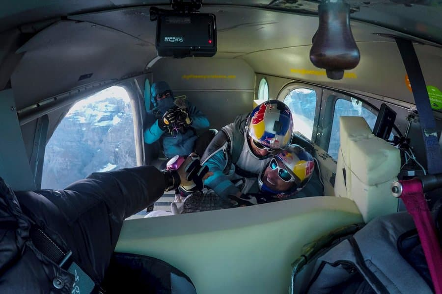 soul flyers wingsuit