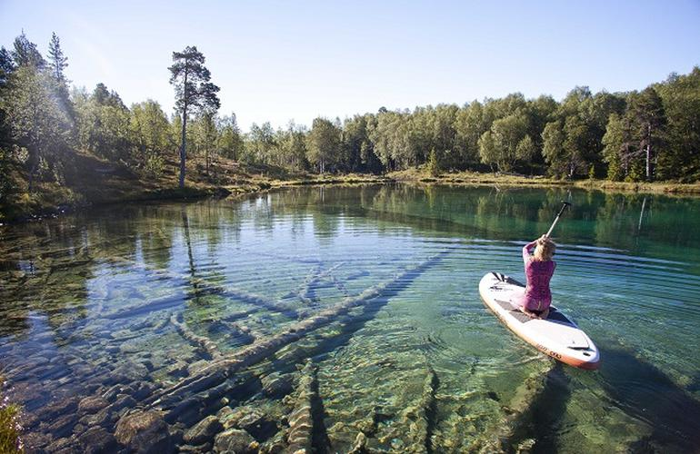 Stand up Paddle in Sweden