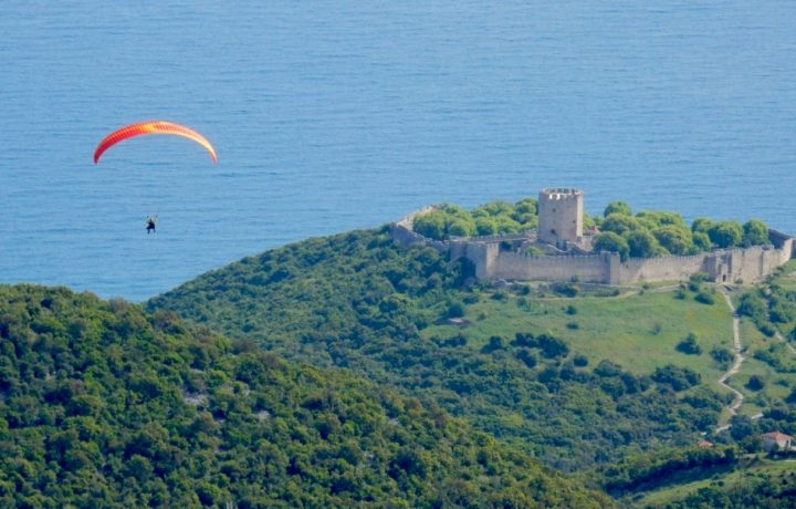 Paragliding Mount Olympus