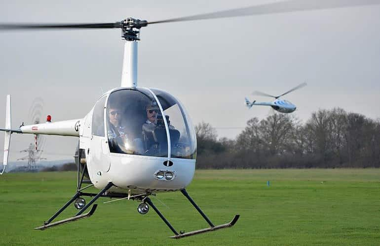Helicopter Experience Near London