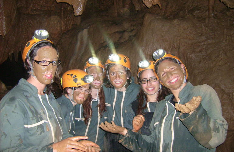 caving is for everyone