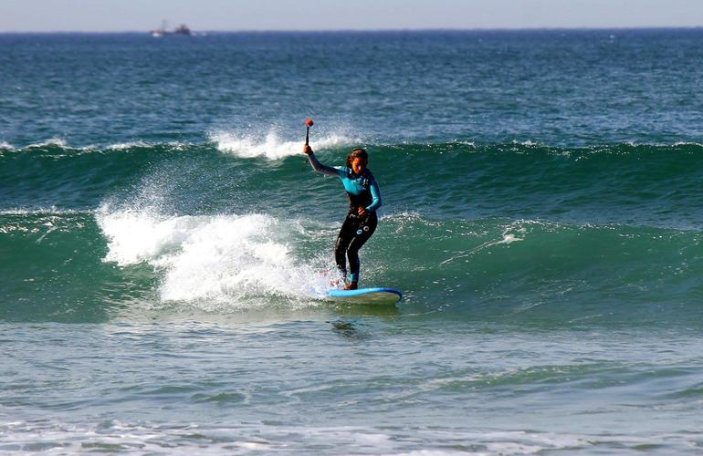 Surfing in the winter in Morocco Taghazout Agadir